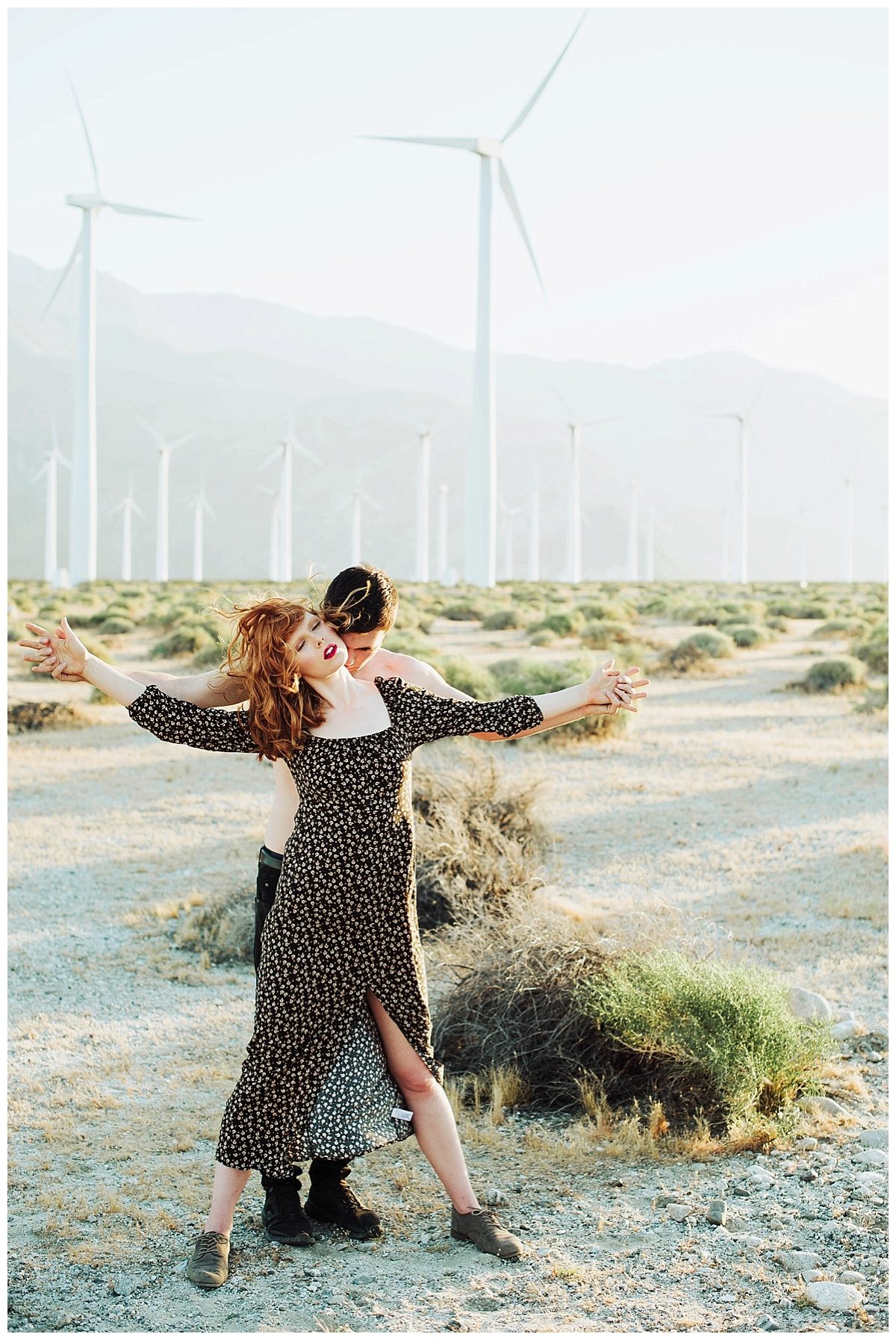 Palm Springs Couples Session