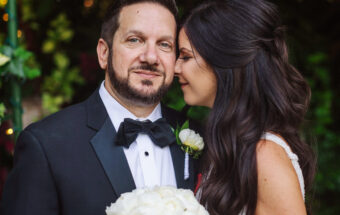 Marzia and Kevin Los Angeles California wedding photographed by Jamie Findlay Photography